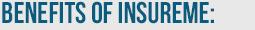 Benefits of InsureMe