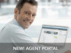 New Agent Portal